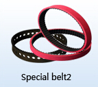 Synchronous belt wheel manufacturers say the belt wheel kinds' increase is helpful to its development